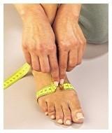 voet-breedtemaat
